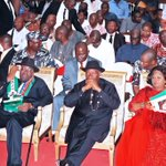 #Memories. Homecoming Reception for Fmr President Jonathan, Yenagoa, May 29. #CountyourBlessings. http://t.co/qdQWPdrM2g