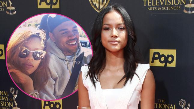 Karrueche Tran opens up about Chris Brown/Rihanna love triangle