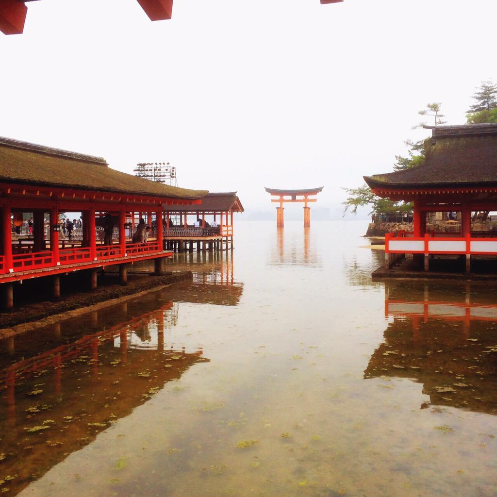 来ていただいた皆さん、雨の中、ありがとうございました。 http://t.co/OZ3hhoZdMO