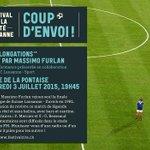 Ce soir à la Pontaise, place au @Festivalcite et à la finale de coupe de 1981 ! http://t.co/Q06cGfzczt #Lausanne http://t.co/MULjVEnTyY