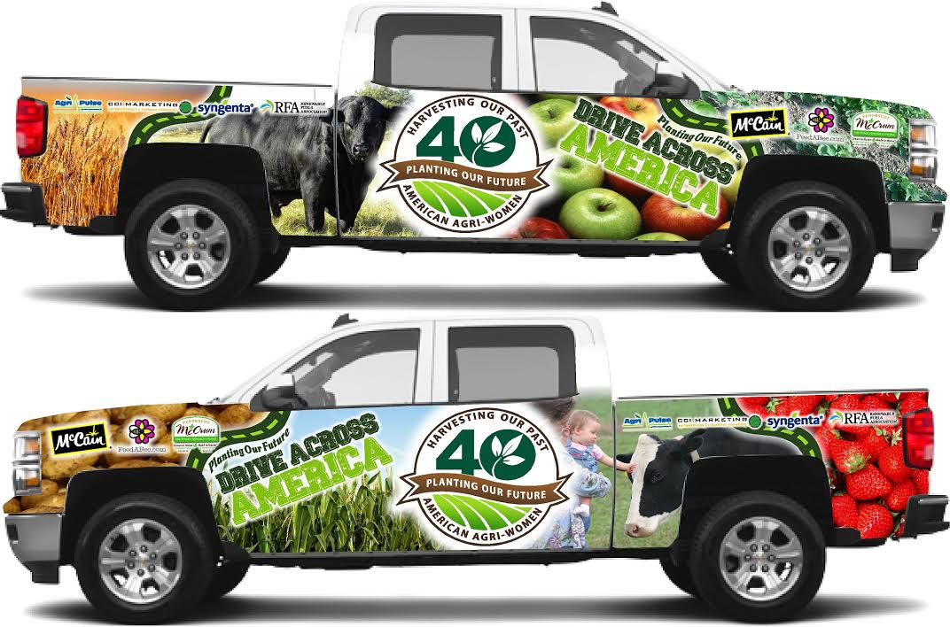 """Watch for us as we """"Drive Across America"""" to celebrate our 40th anniversary! #aaw40years http://t.co/vR9Az8aiDk"""