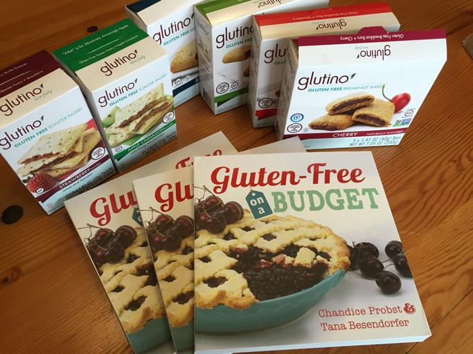 Off to college? RT for a chance to #win Gluten Free on a Budget + breakfast #onthego! #graduation @glutenfreefrenz http://t.co/YtKgtsB82U