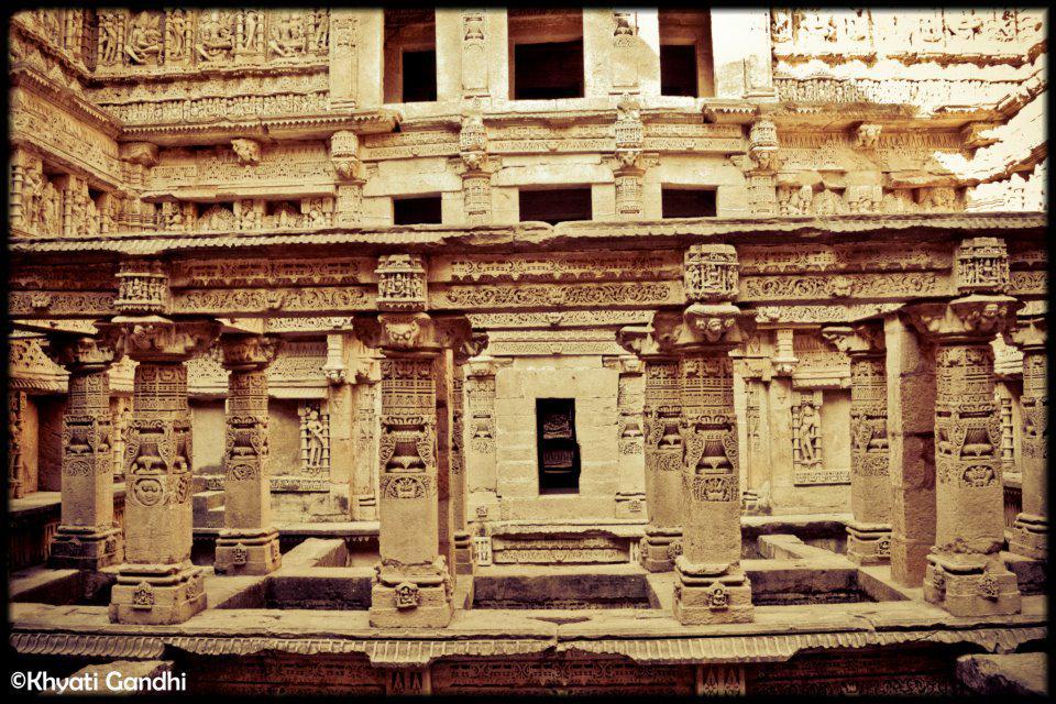 Rani Ki Vav in Patan #IncredibleIndia @narendramodi #India #best @PMOIndia http://t.co/FFT0rS917v