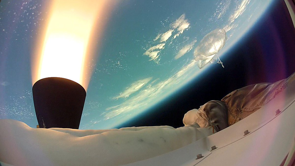 NASA's #LDSD is Go for Launch June 4, 1:30pm ET, 7:30am HST. Watch live! http://t.co/IVpxCu4ljE http://t.co/cJ8Dpv8tlD