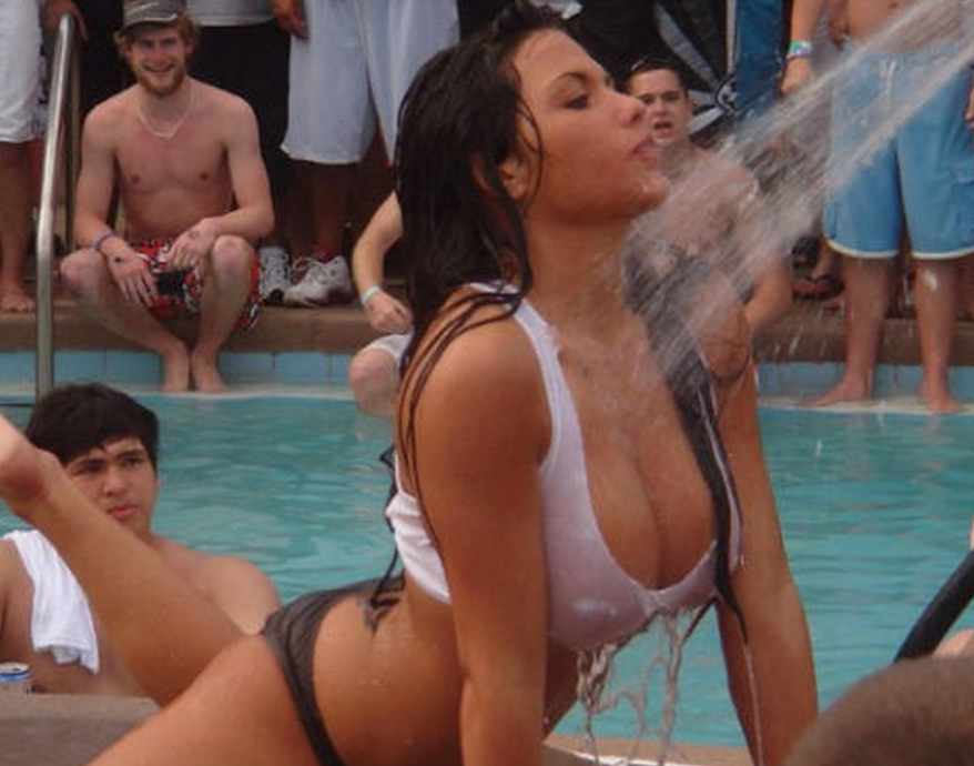 Sexy Wet T Shirt Contest 72
