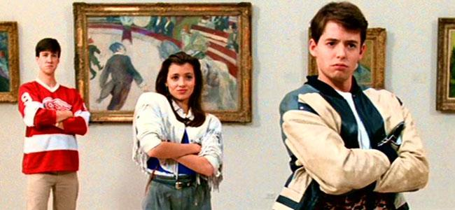30 years ago today, Ferris Bueller took a day off on June 5, 1985 http://t.co/RIzQnnMORC