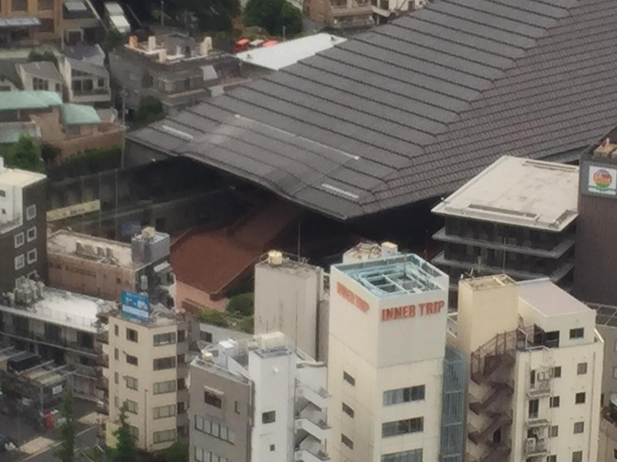 あの建物敵湧きそう http://t.co/yv6BEBKWPO