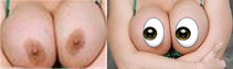 WHOSE BOOBIES ARE THESE? GUESS THE RIGHT ANSWER FOR A CHANCE TO WIN A PORNHUB TSHIRT! #PORNHUBSWAG #eyemoji #boobmoji http://t.co/bugrr39FfC