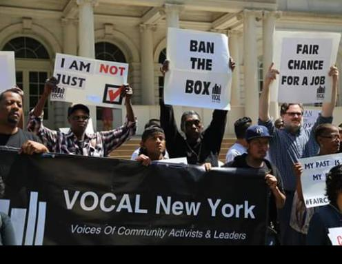 VICTORY! The #FairChanceAct passes! NYC now has the strongest #BantheBox policy in the nation! http://t.co/WR9bXY959v