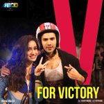 V: 'The harder the battle, the sweeter the victory.' Vinnie and Suru will dance for glory in #ABCD2! #19thJune http://t.co/rZIxBVZdW5