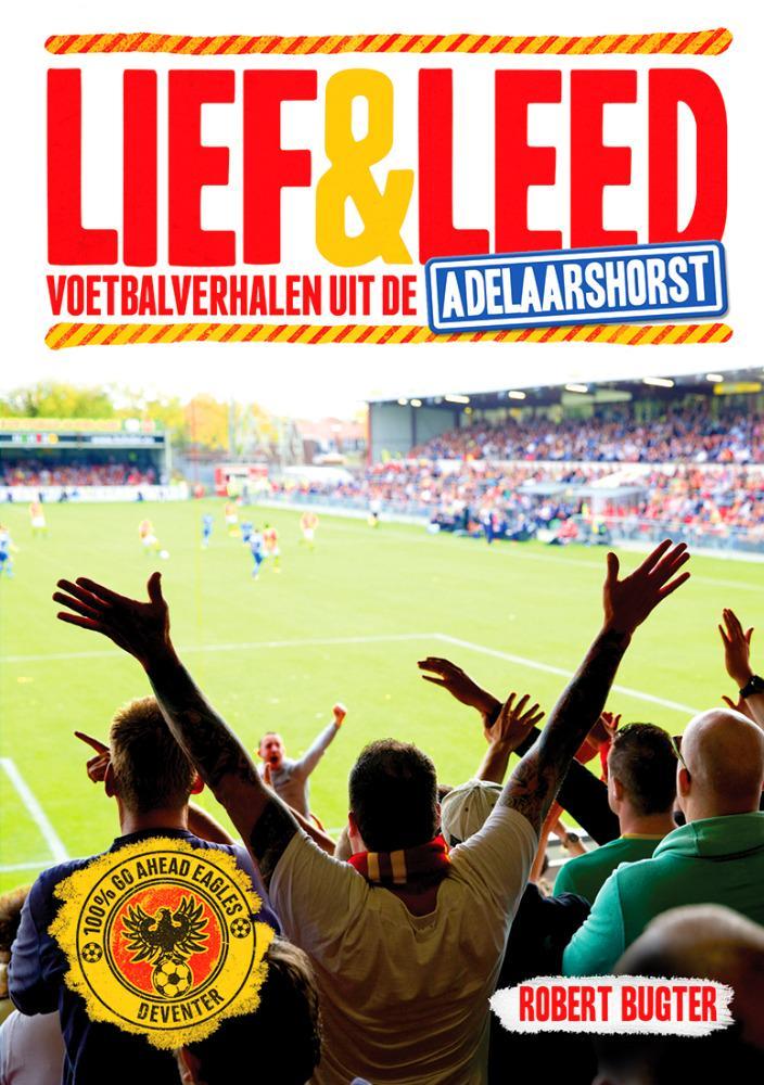 Lief en leed, het nieuwste boek over Go Ahead Eagles. Voor meer info kijk op http://t.co/RkjsyBF0qr http://t.co/Zy6SriYNDY