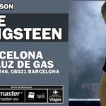 @marisa_lex Buenas! me gustaría compartir este tributo a The Boss en Barcelona http://t.co/EbXrgiGy1H http://t.co/MxwQdLEUKp