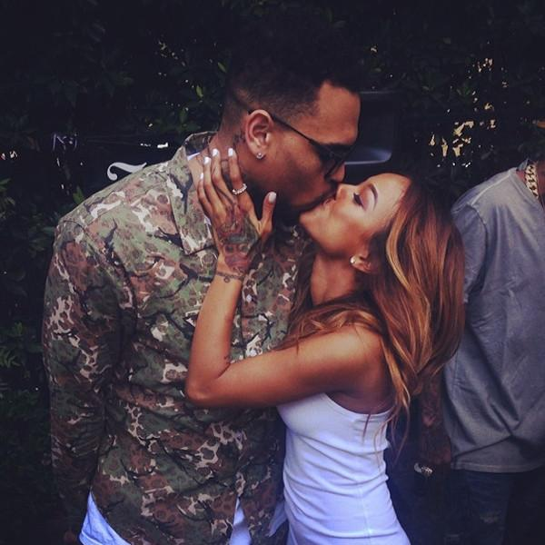 Chris Brown explains his recent attacks on Karrueche Tran: