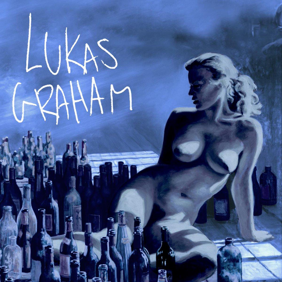 Hva så DK! Var det noget med et nyt LUKAS GRAHAM album? Du finder herlighederne lige her: http://t.co/8winHi8yMV http://t.co/3vf8MX3anO