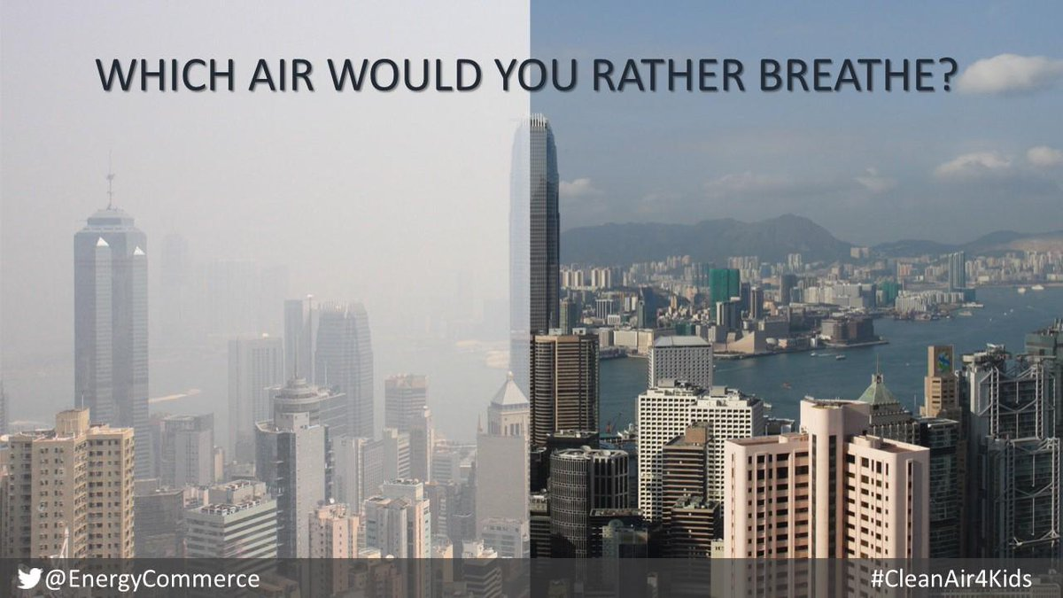 Reducing air #pollution reduces #asthma attacks, hospital visits, & premature deaths. #CleanAir must be our priority. http://t.co/rzo2d28C3F