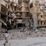 Siria, offensiva coalizione islamista per strappare Aleppo a Assad http://t.co/YNvUY2cHF6 http://t.co/v7flByRABu