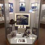 A new community display inspired by Shackleton's expedition to Antarctica opens at the Maritime Museum today http://t.co/C91Bm2mSuX