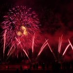 Fireworks done at Mindil Beach! #territoryday http://t.co/II7QsObMHL