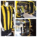 بدأ بيع طقم نادي #الاتحاد الجديد للموسم القادم في متجر نادي #الاتحاد http://t.co/RvZJfdm6FL