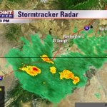 abc4utah: RT DanGood4Utah: Sct. #storms So. of St. George in the Virgin River Gorge. Brief heavy rain & gusty wind… http://t.co/Kf0Yls86xg