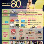 Jangan lewatkan #midniteshoptacular @KotaKasablanka. Sale up to 80% off. On 4th Jul '15. http://t.co/ADKkeKClwe