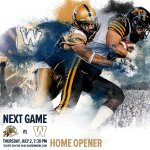 Todays the day! The #Bombers host the @Ticats for the Home Opener tonight. PREVIEW >> http://t.co/KjLNEIptwk http://t.co/XY3SrzX1N3