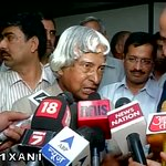 I was very happy that education got highest budget by Delhi Govt: APJ Abdul Kalam (Former President) http://t.co/Rxq7ObacC5