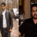 Maj Adil (on left) & Cpt Kashif (on right) Shaheed Martyred Today in Train Accident #Pakistan #PakArmy #TrainAccident http://t.co/N2g7ty9AKK