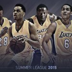Lakers announce Las Vegas @NBASummerLeague Roster: http://t.co/ykd3dkyTtx Opener Friday the 10th vs. MIN @ 5:30pm PT http://t.co/pHM1gFO2Zi