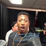 Backstage with @lecrae at #EssenceFest http://t.co/1Pt9l49ANb