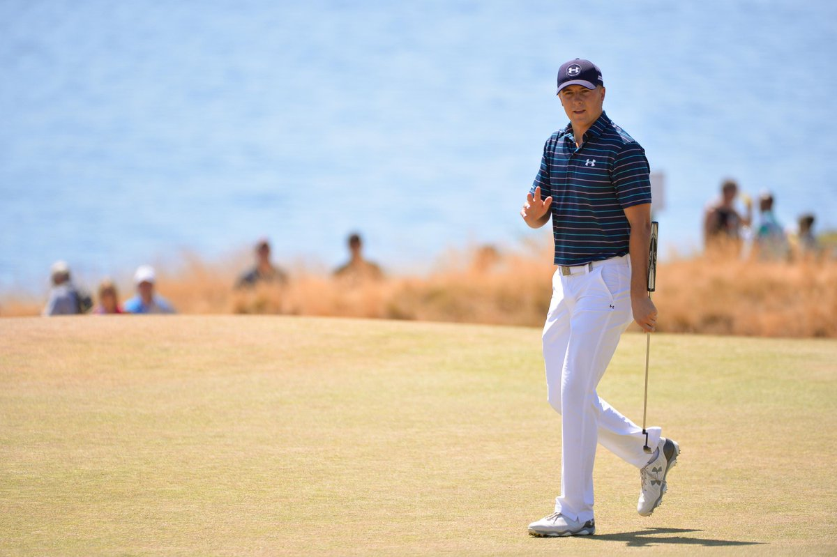 Jordan Spieth is your 2015 #USOpen champion! http://t.co/lQe51IAGph