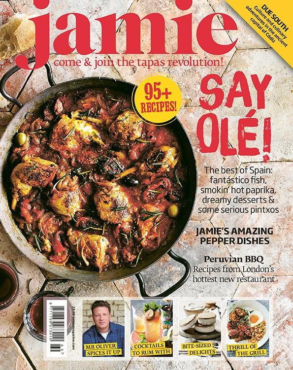 RT @JamieMagazine: Our latest issue hits the shelves TODAY and we've gone all Spanish - pick one up and kick off your summer fiesta! http:/…