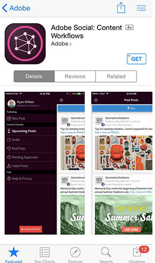 We're thrilled to announce the release of our mobile app. Get it TODAY from @AppStore here: http://t.co/MJ8GeeiG7x http://t.co/BXRlUIvB61