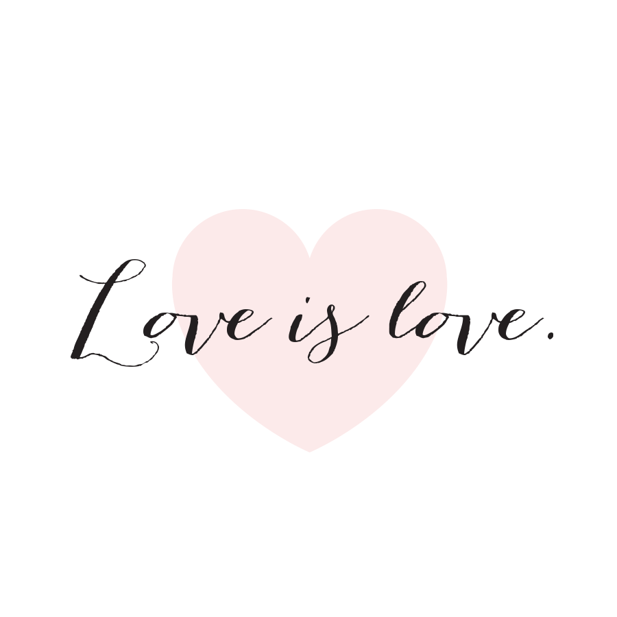 Love is love. #MarriageEquality #LoveWins #WPDLoveNote http://t.co/9hvOxceT9P