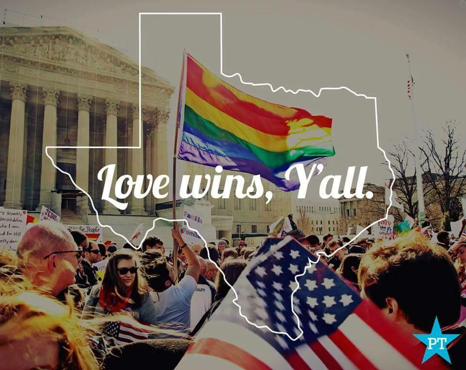 Happy to be alive to witness history! #LoveWins #MarriageEquaility #LGBTLove http://t.co/URrSkpBmvy