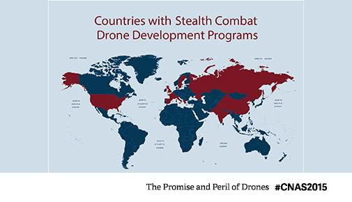 Countries with stealth combat #drone development programs #CNAS2015 http://t.co/zYBoAoksaA
