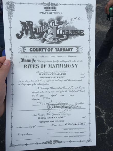Copy Of Marriage Certificate Tarrant County Texas - Sao Mai Center