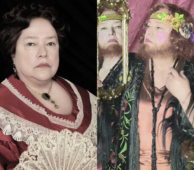 Misery Is The New Happy: Kathy Bates's Birthday Celebration
