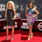 RT @PerezHilton: SLAY! @lala and @ToriKelly look so FIERCE at the #BETAwards! Get it gurls! http://t.co/tXx2LEXJUg