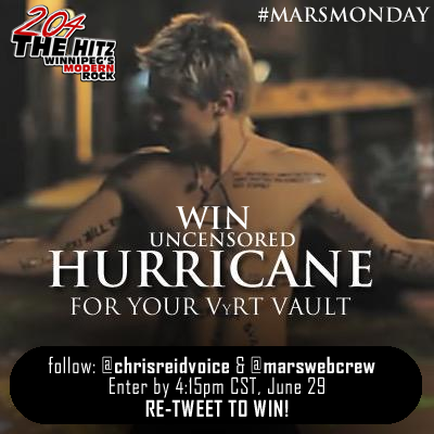 Get me to 4,500 followers by 4:15pm CST today, and I'll give someone Hurricane Uncensored! ;) #EchelonFamily #Echelon http://t.co/wAvfMVvRaG