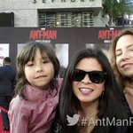 Live from the World Premiere of Marvels #AntMan with @bunnywiggins @CFALKS http://t.co/KqlfHPPbJc