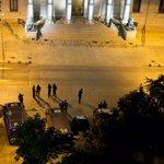 Así está la plaza del Congreso 15 minutos antes de que empiece la concentración pacífica #SinMordazas http://t.co/HyWrroVWr1