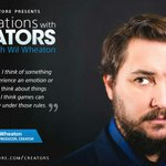 Still on vacation, but I want to remind you that #ConversationsWithCreators airs next week on PlayStation Network.