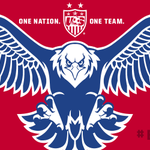 Focus on the goal. Don't look in any direction but ahead. Lets do this! #Believe #OneNationOneTeam http://t.co/VLN2KUskxi