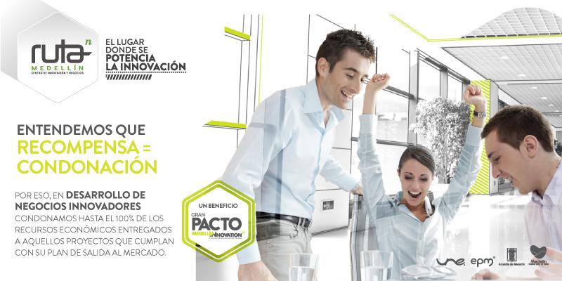 Financiación flexible condonable hasta el 100% para desarrollar #NegociosInnovadores. http://t.co/1SteSpDeOK http://t.co/2cNxg6kmC4