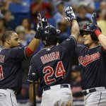 Ballgame!  Salazar good Urshela good Murphy good Lindor good Wins good  #Windians http://t.co/toKTW5WW8D