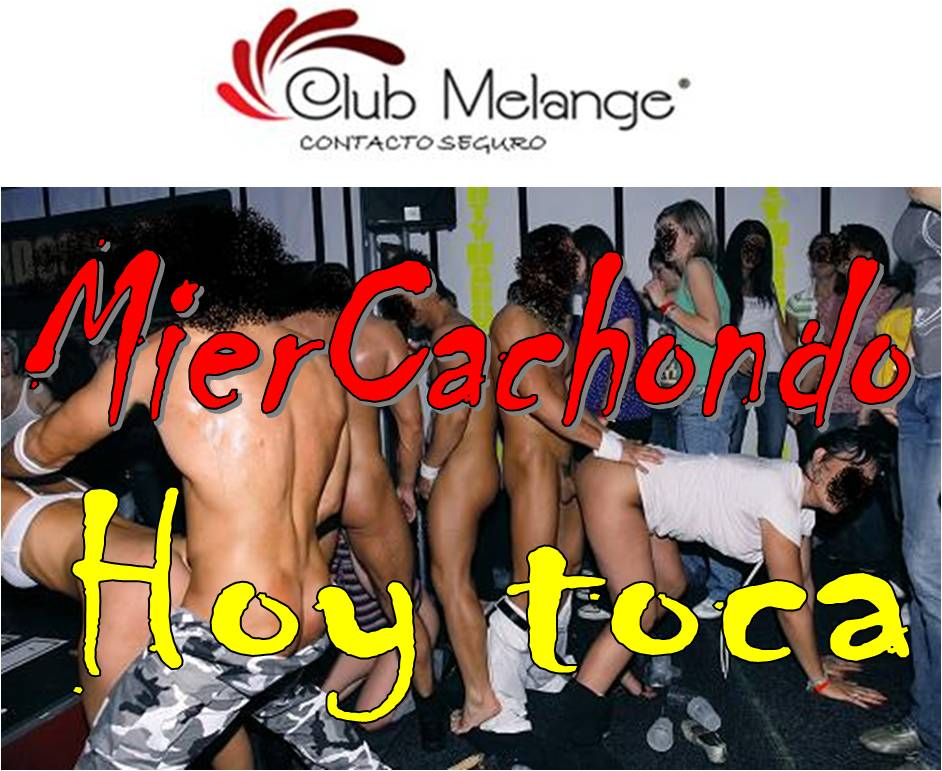 Club Melange (@ClubMelange): Hoy es *MierCachondo a partir de 10:00 PM Whatsapp:  8117449347 http://t.co/FbvzmuDYrK