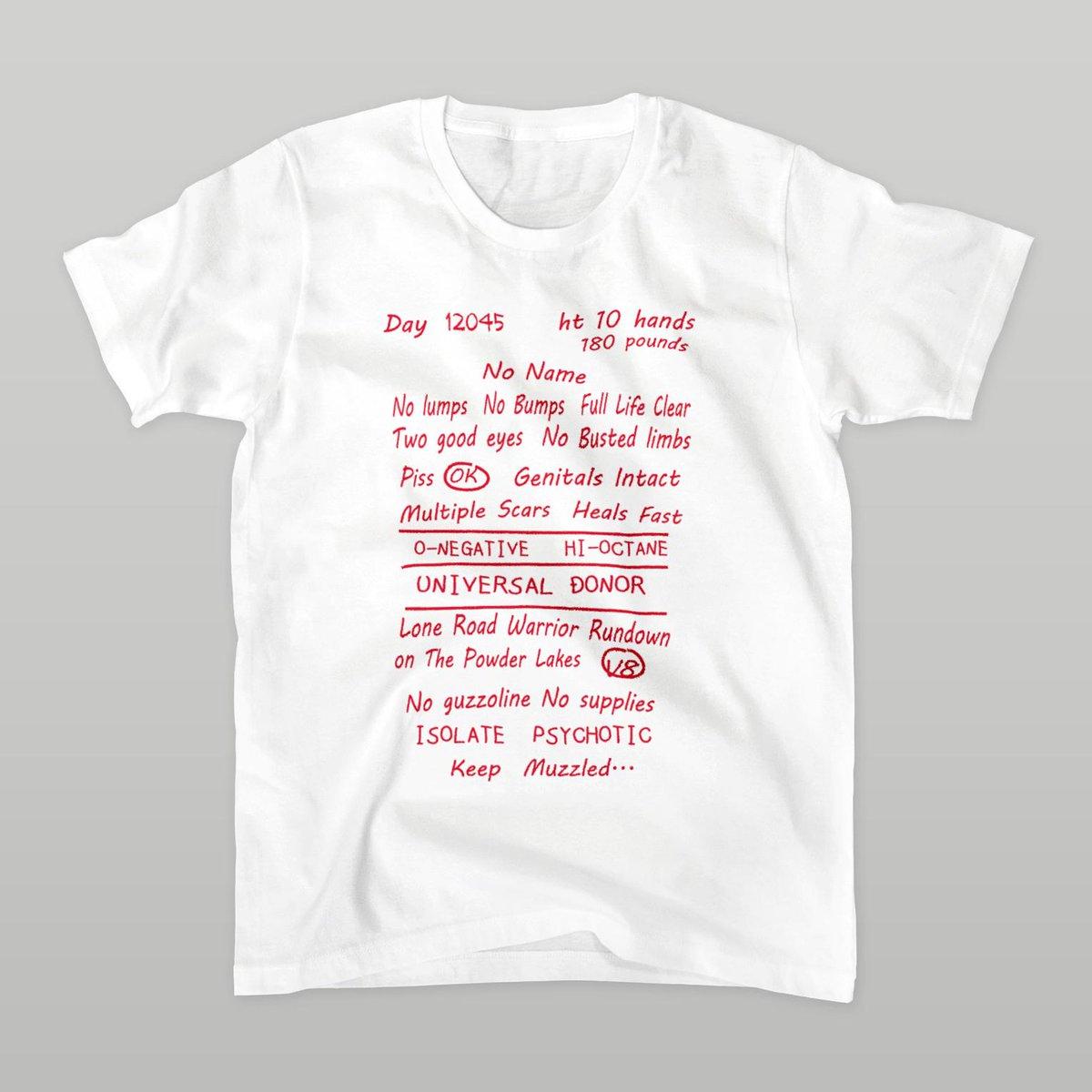 輸血袋Tシャツ販売します。  https://t.co/AmYYa5BFqD http://t.co/yEZ34Aj93y