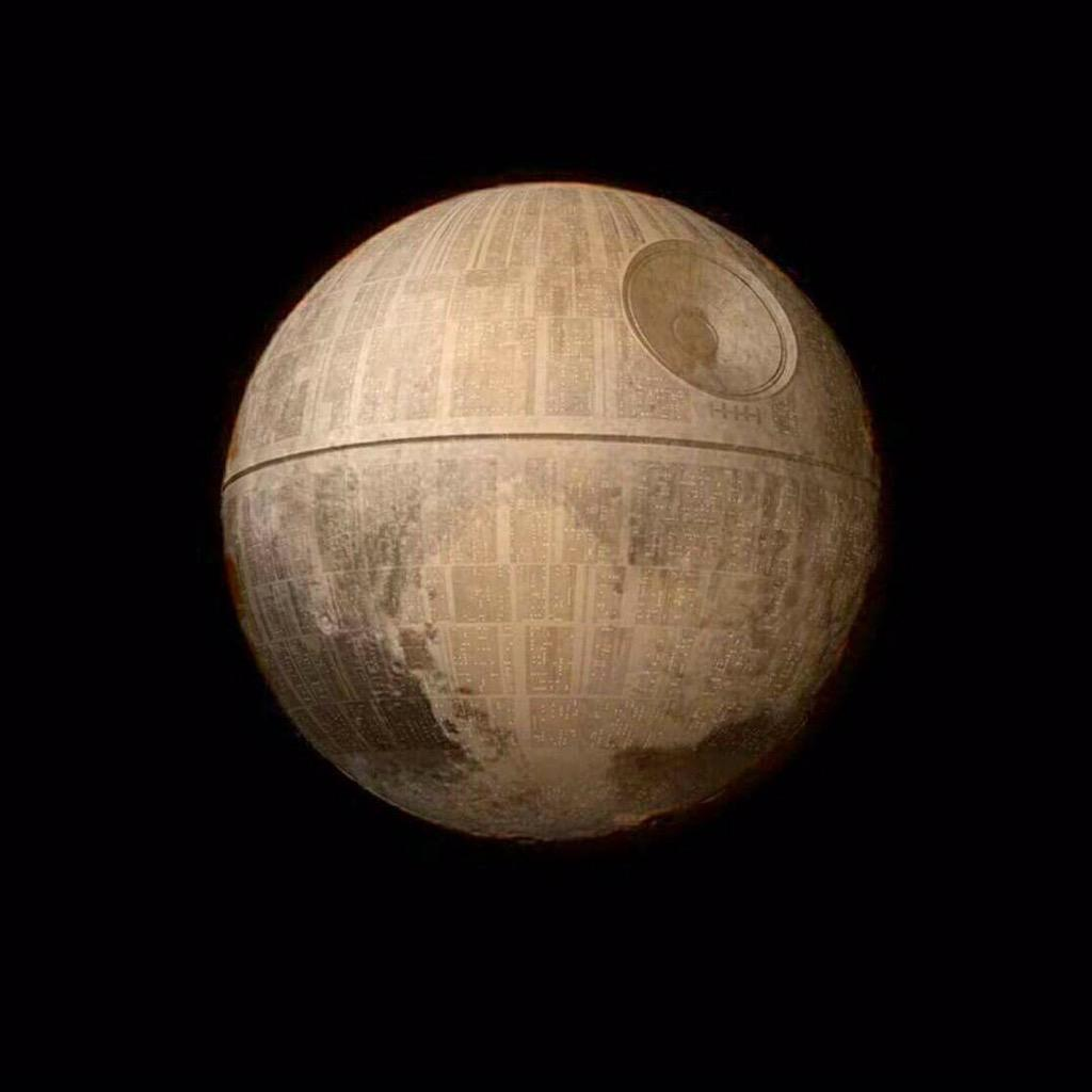 First high resolution image of Pluto causes concern: http://t.co/ZVIT0BEFX6
