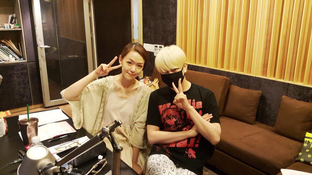 Rock'n Shine, Super Junior! http://t.co/DYR3GM36q3